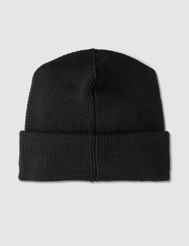 424 Logo Beanie Black Men