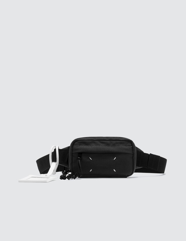 Maison Margiela 4 Stitches Zip Around Bumbag