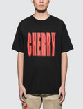 Cherry Cherry S/S T-Shirt Jett Black Men