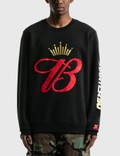 Starter Budweiser x Starter Crown Fleece Sweatshirt 사진