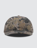 Heron Preston Camo Leaf Twill Cap Picture