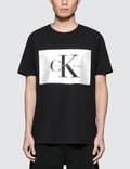 Calvin Klein Jeans CK Box Logo Slim S/S T-shirt Picture