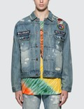 Billionaire Boys Club Moonwalker Denim Jacket Picutre