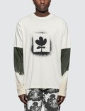 Vyner Articles Acid Spray L/S T-Shirt Picutre