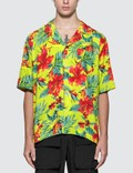 Rhude Hawaiian Shirt Picture