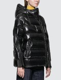 Moncler Down Jacket With Zipped Sleeves