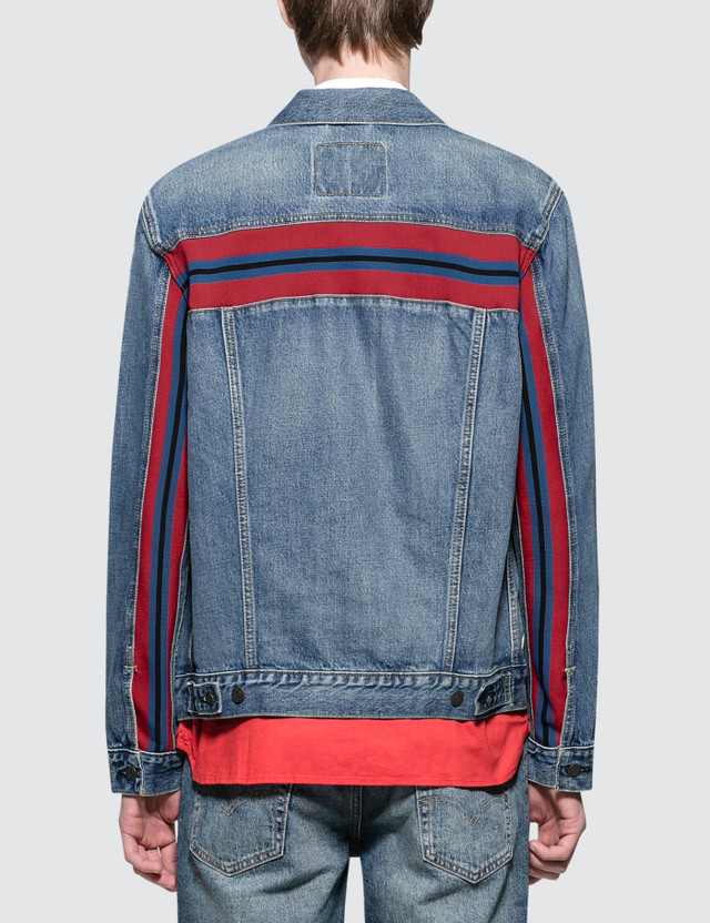 Levi's Unbasic Icon Takedown  Bolt Trucker Jacket