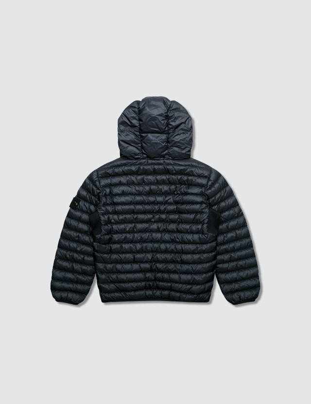 Stone Island Hooded Puffer Kids Jacket