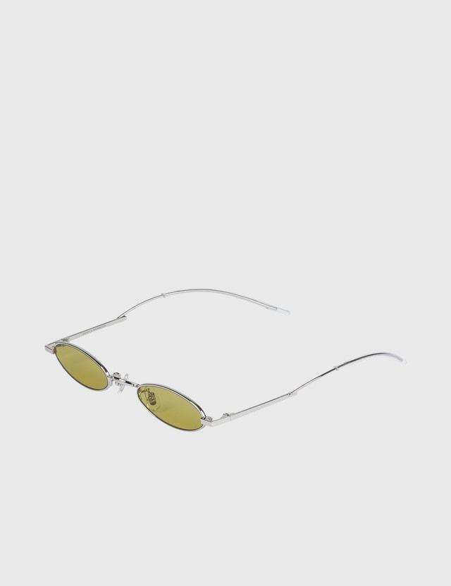 Gentle Monster Vector Sunglasses Yellow Women