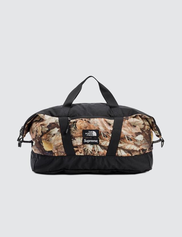 "Supreme The North Face X Supreme Duffle Bag ""Tree Camo"" Tree Camo Archives"
