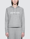Calvin Klein Performance Logo Terry Hood Pullover Picture