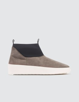 Fear of God Polar Wolf Boot Picutre