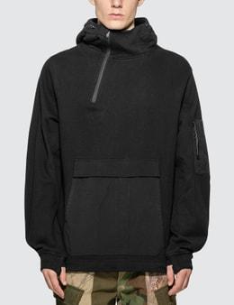 Maharishi Tech Cargo Hooded Sweatshirt