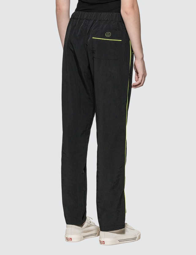 Kirin Piping Nylon Track Pants Black No Color Women