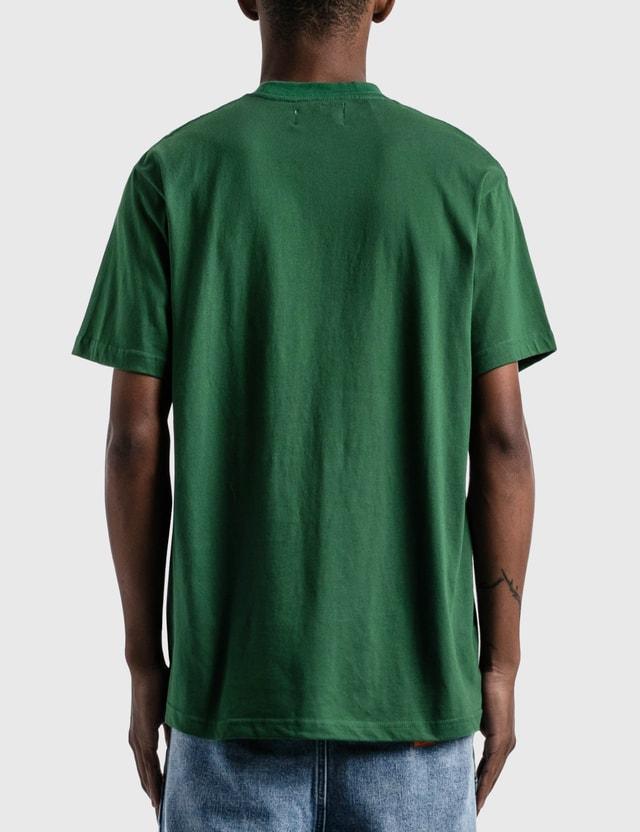 Victoria Linguistic T-shirt Green Men