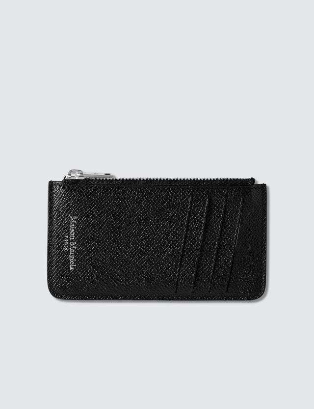 Maison Margiela Grain Leather Cardholder