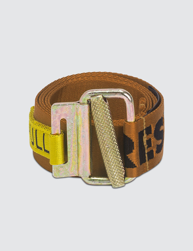Heron Preston HBX Exclusive Belt