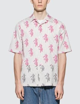 McQ Alexander McQueen Cut Up Billy Shirt