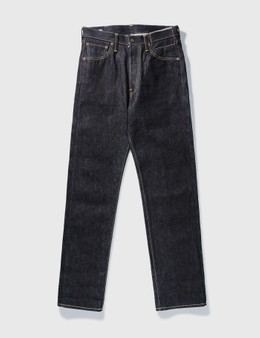 Visvim Visvim Social Sculpture Denim 01r