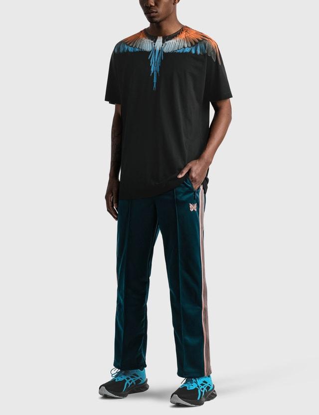 Marcelo Burlon Wings T-shirt Black Oran Men