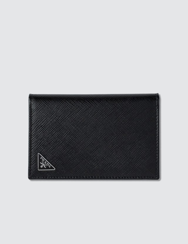 Prada Vertical Card Holder