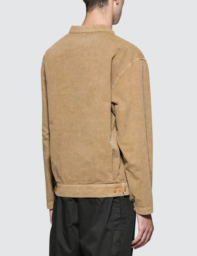 Lemaire Stand Collar Top