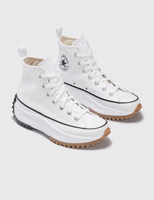 Converse Run Star Hike White/black/gum Women