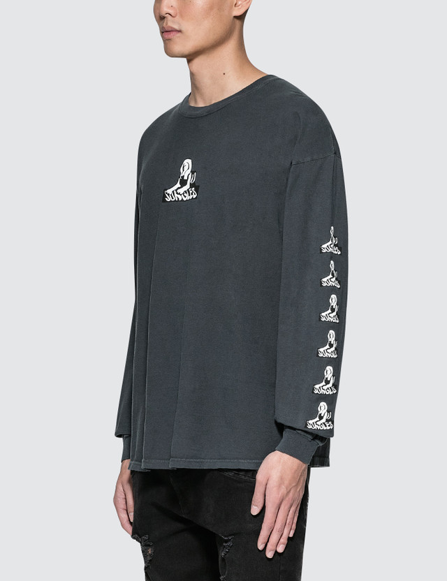 Jungles Sphinx Logo L/S T-Shirt