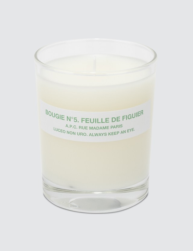 A.P.C. Feuille de Figuier Scented Candle