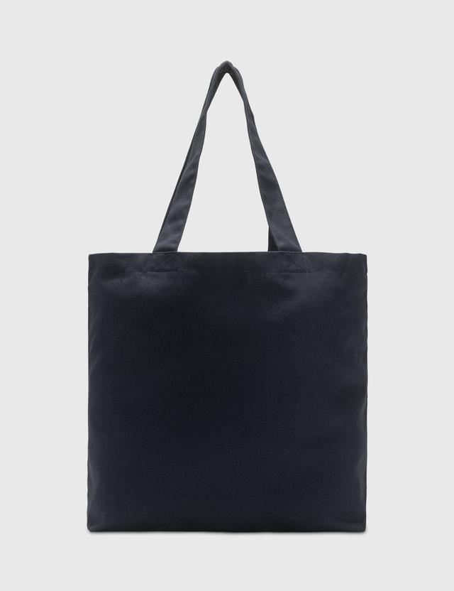 Maison Kitsune Tricolor Fox Tote Bag