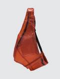 Guerrilla-group Apparition® Translucent Leather Vest Bag Picutre