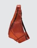 Guerrilla-group Apparition® Translucent Leather Vest Bag Picture