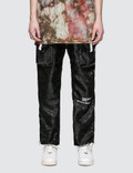 Advisory Board Crystals Rose Satin Jacquard Pant Picture