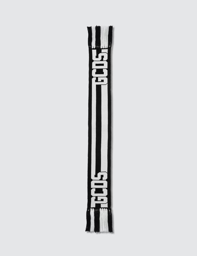 GCDS Classic Logo Scarf