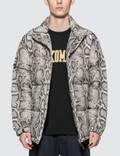Wacko Maria Python Down Jacket Picture