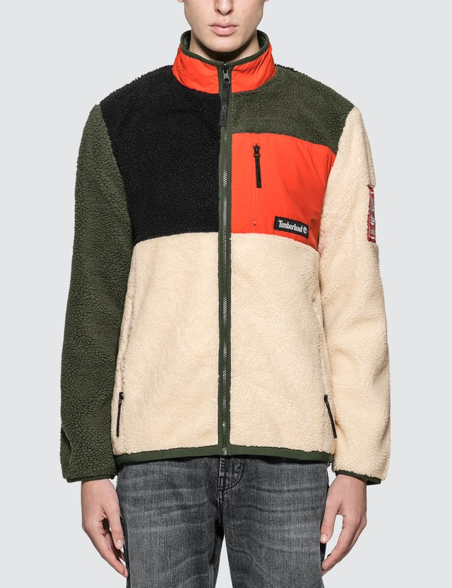 Timberland Outdoor Archive Sherpa Fleece Jacket