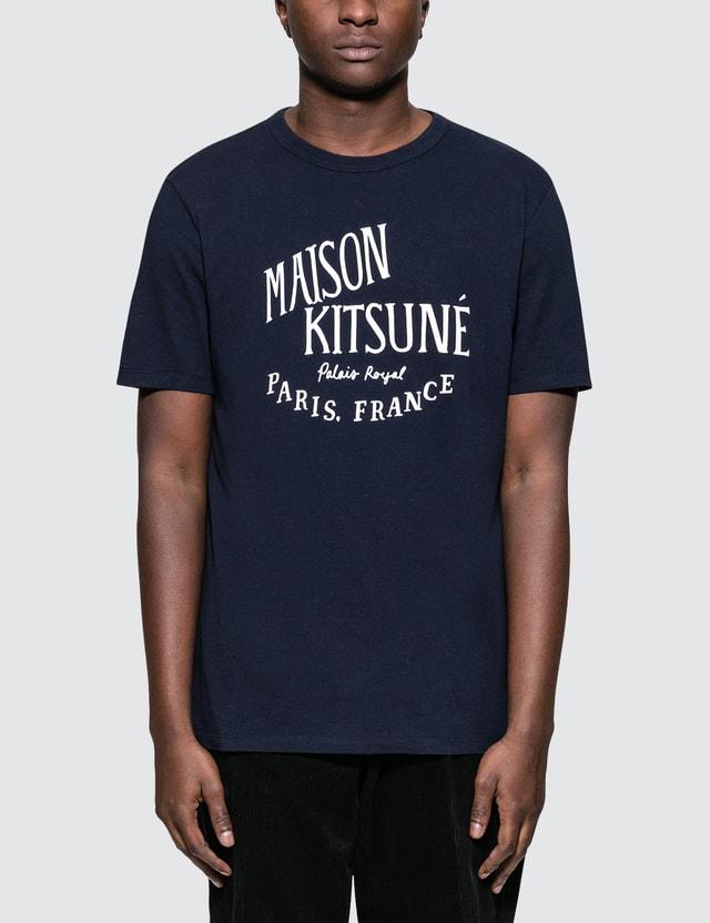 Maison Kitsune Palais Royal S/S T-Shirt