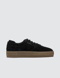 Axel Arigato Platform Suede Sneakers Picture