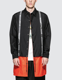 Facetasm Face Long Coach Jacket