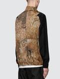 Heron Preston Nylon Camo Tracksuit Jacket