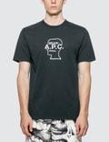 A.P.C. A.P.C. x Brain Dead Logo T-Shirt Picture