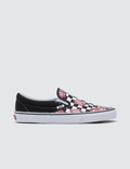Vans Classic Slip-on Off The Wall Picture