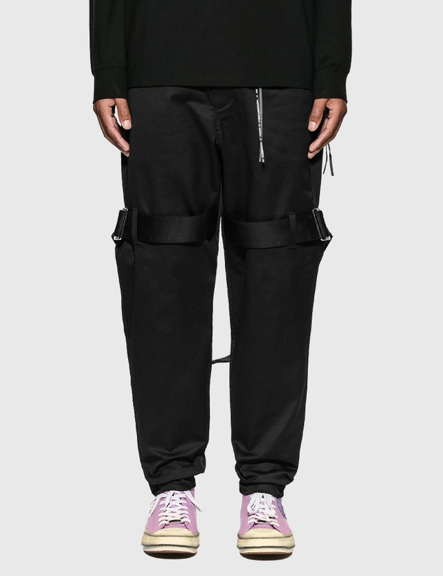 Mastermind World Bondage Pants Black Men