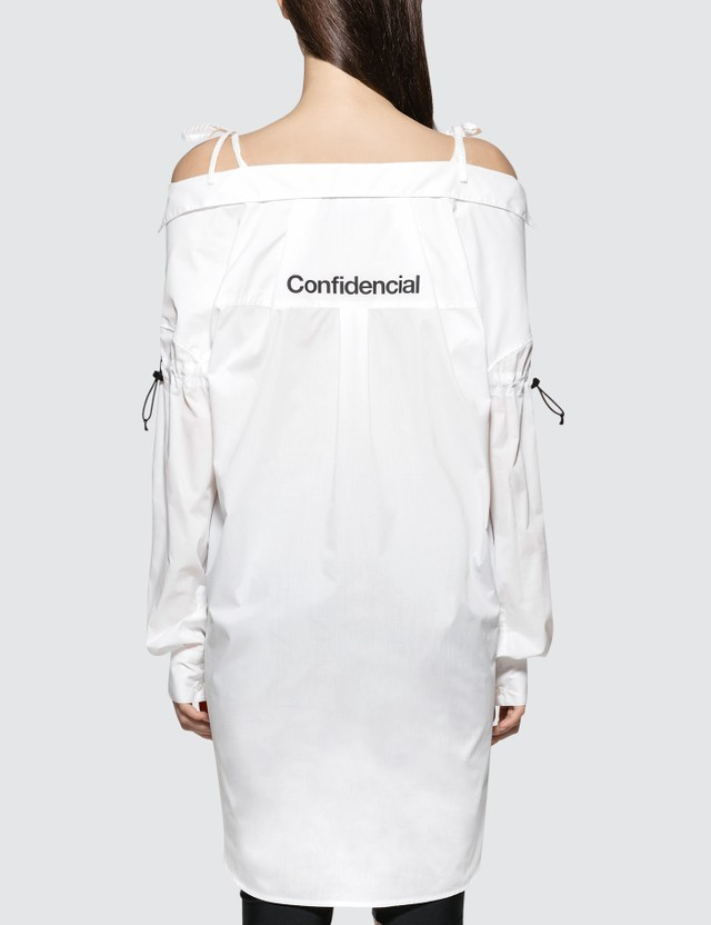 Marcelo Burlon Confidencial Dress
