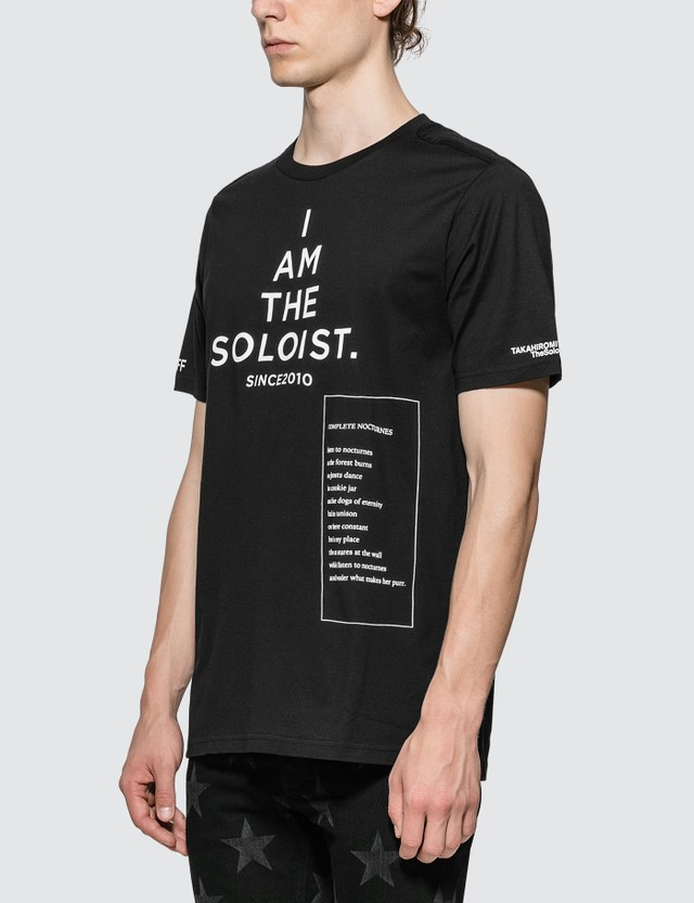 Takahiromiyashita Thesoloist The Soloist T-Shirt