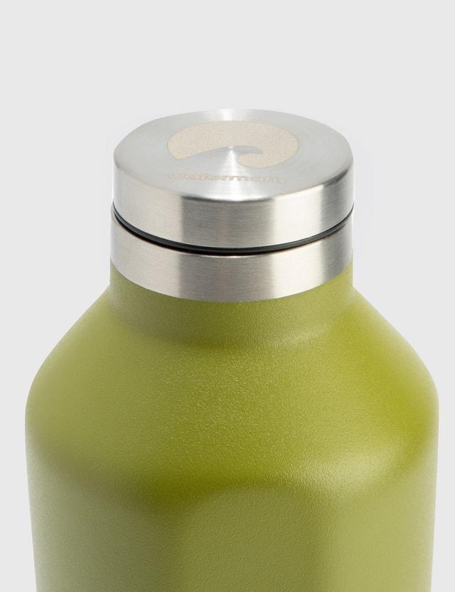 Corkcicle 9oz Canteen Bottle Green Life