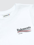 Balements Maglia Jersey S/S T-Shirt White Kids