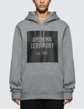 Opening Ceremony Oc Box Logo Hoodie Picture