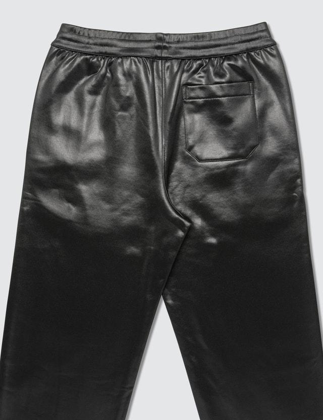 Helmut Lang Sash Polish Track Pants