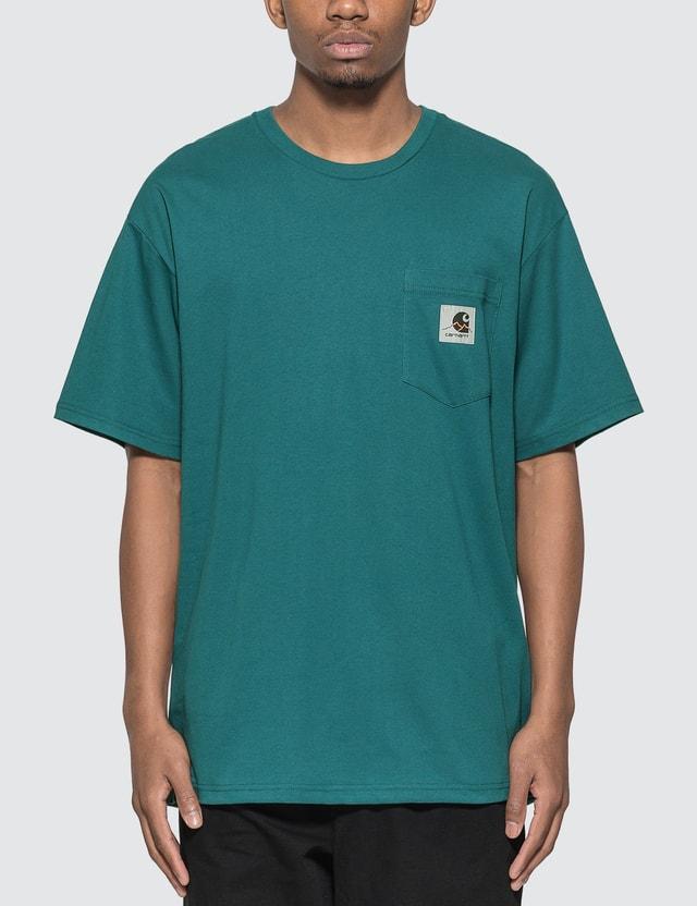 Carhartt Work In Progress Outdoor C Label T-shirt